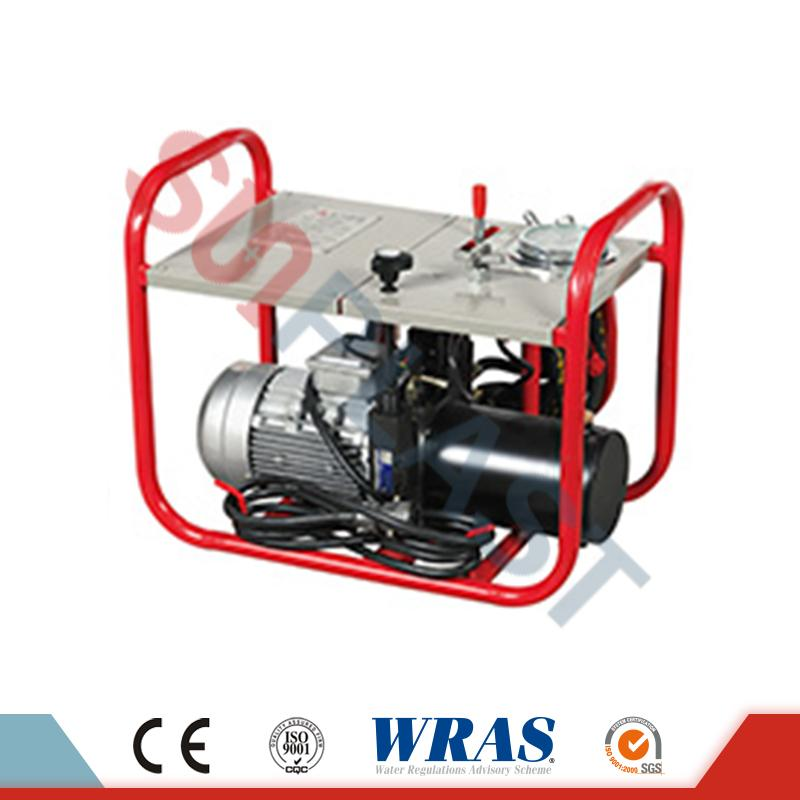 280-450mm Hydraulic Butt Fusion Welding Machine For HDPE Pipe