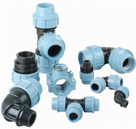 பிபிசிompression Fittings PN16